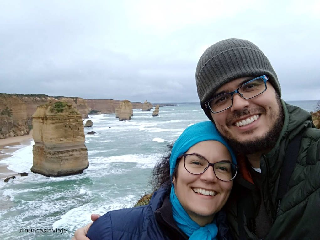 En la Great Ocean Road