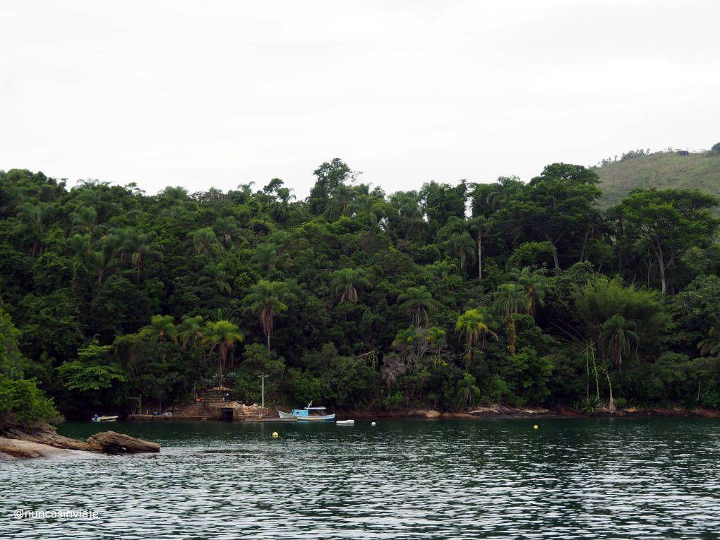 Bahía de Paraty