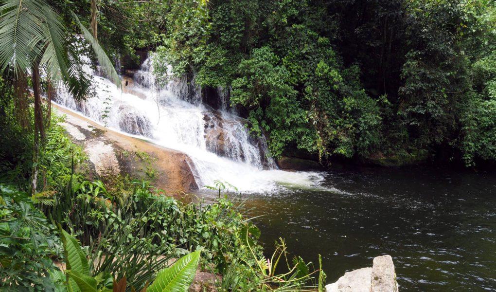 cachoeira da usina