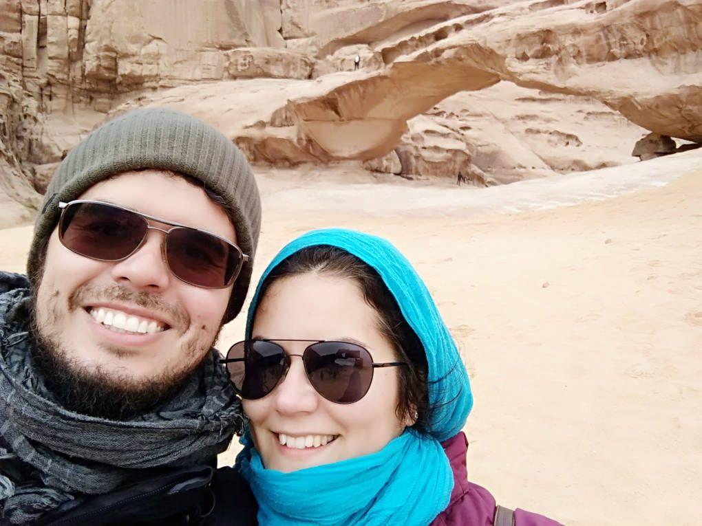 Tomás y Raquel de Nunca sin viaje