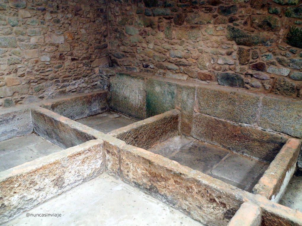 Antiguo almacén de salazón en el pazo