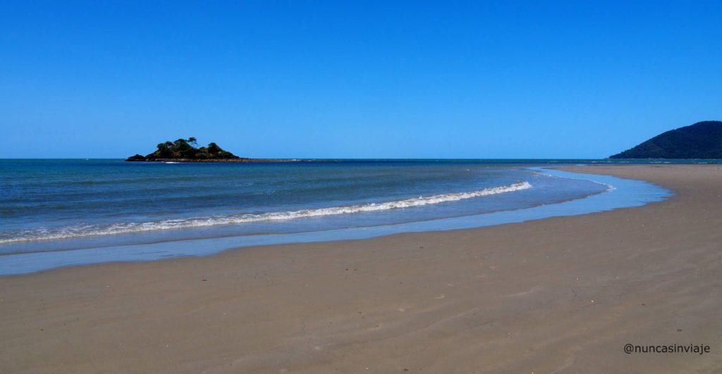 Thornton Beach, cerca de Cape Tribulation
