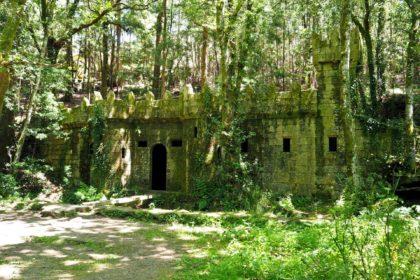 Bosque encantado de Aldán