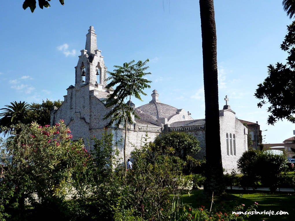 Ermita de la isla de A Toxa en O Grove