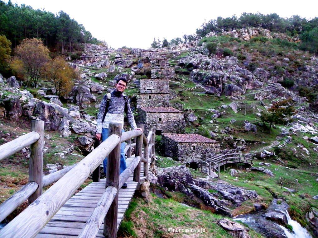 Excursión desde Vigo: molinos de O Folón