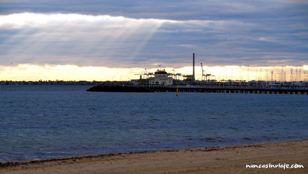 Muelle de St. Kilda