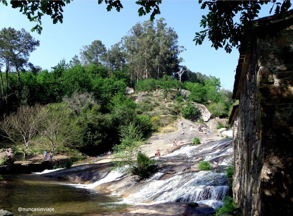 Parque da Natureza do río Barosa