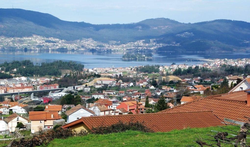 Ruta del agua en Vigo
