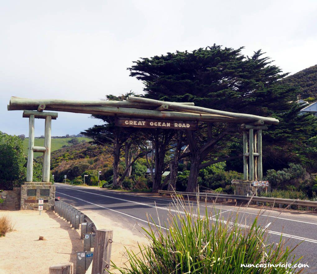 Arco de Great Ocean Road