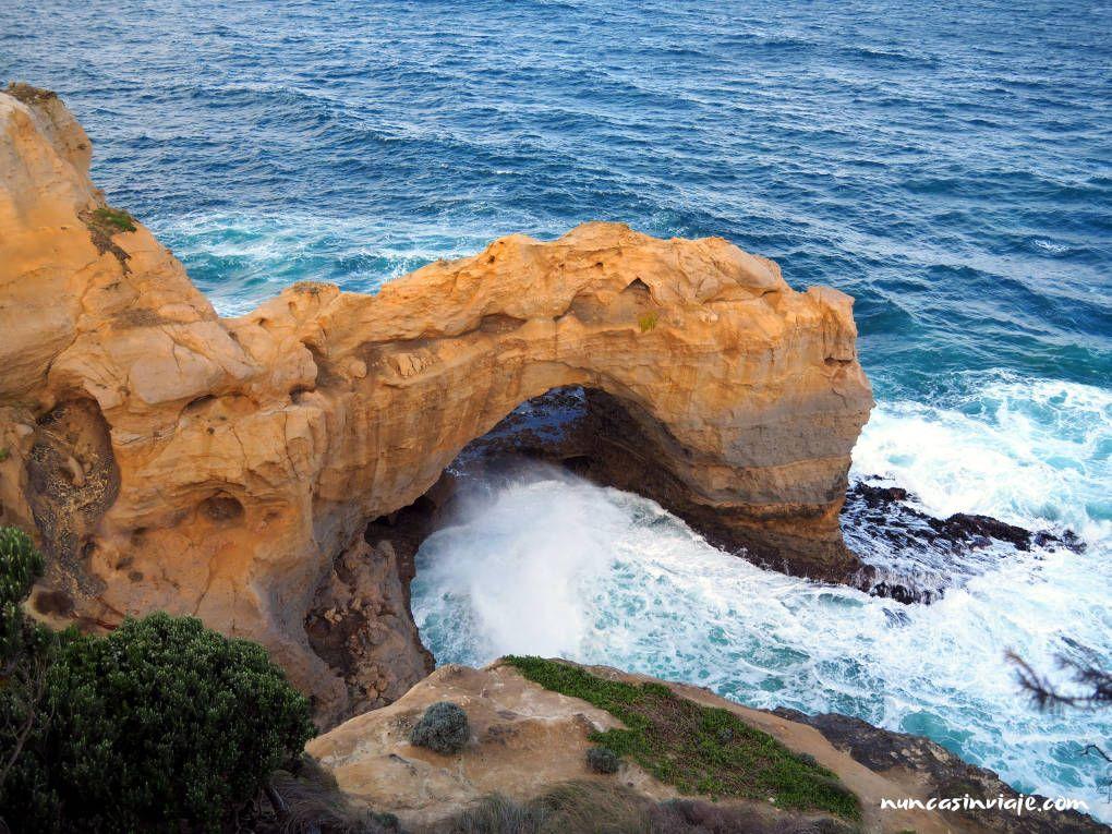 The Arch en la Great Ocean Road