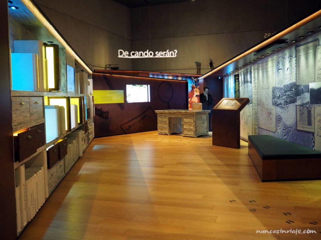 Museo del parque arqueológico de Campo Lameiro