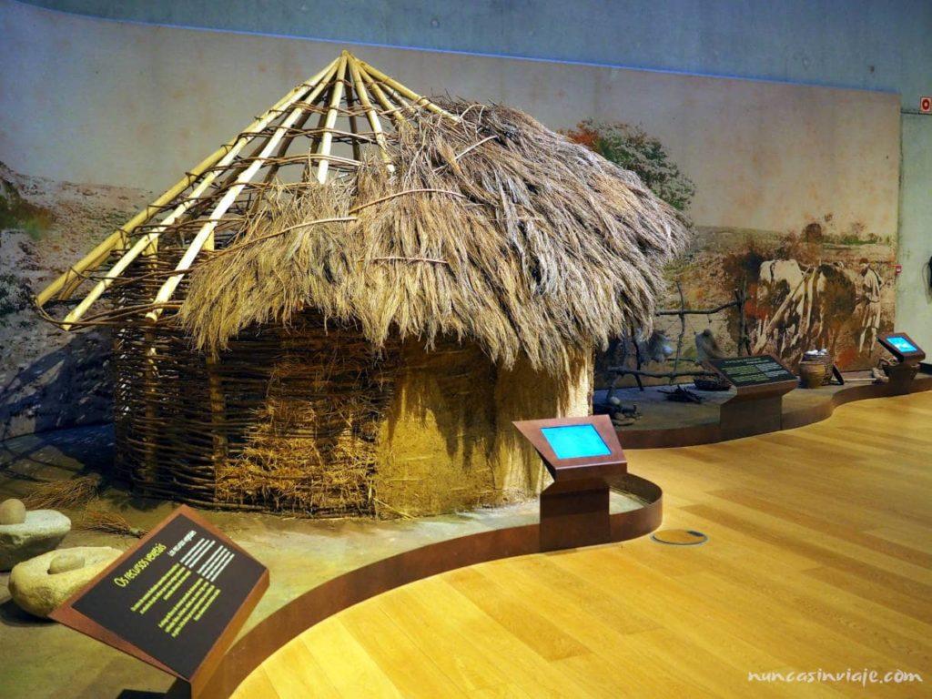 Representación en el museo