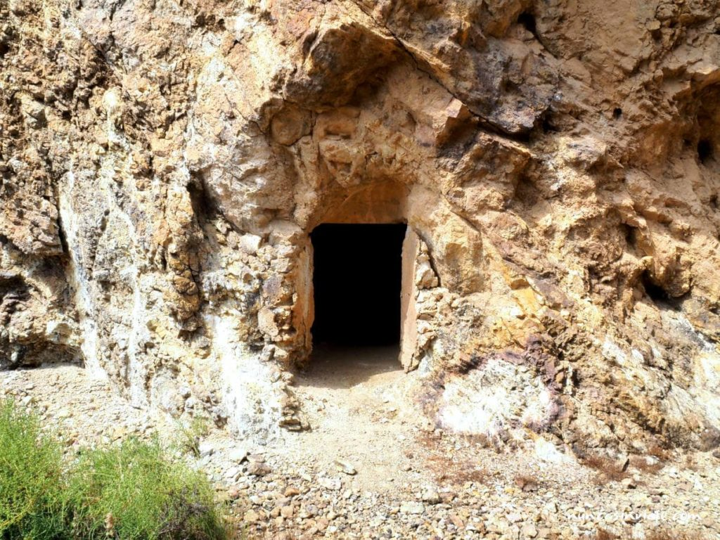 Excavaciones en Mazarrón