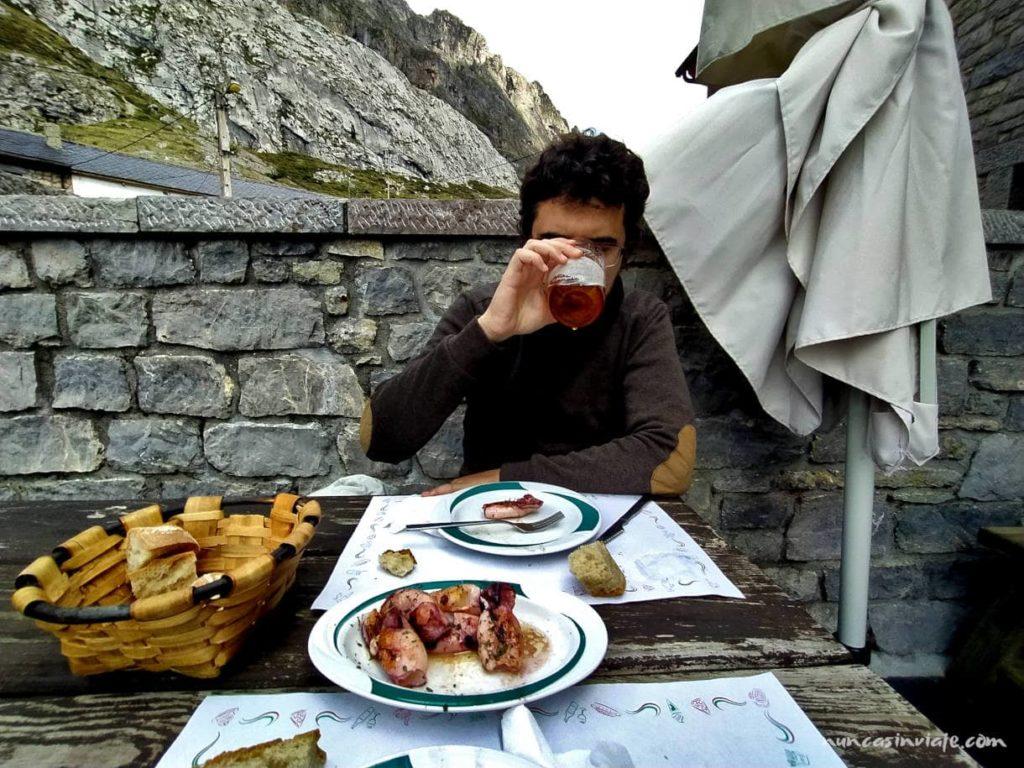 Donde comer en Valle del Lago