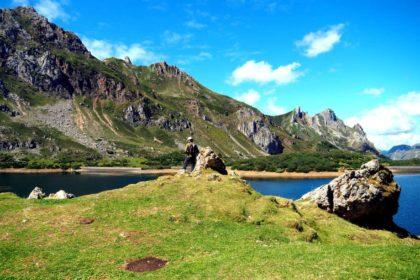 Lago del Valle en Somiedo