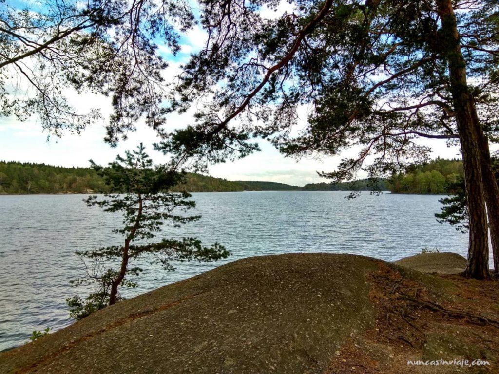 Lago Stora Delsjon