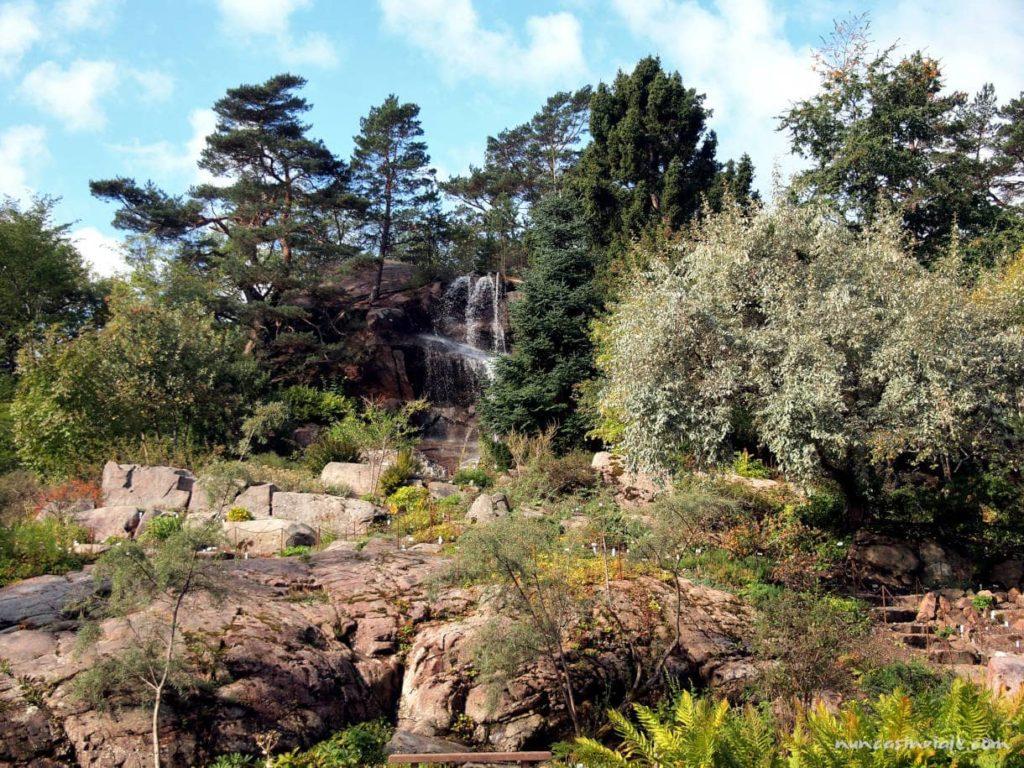 Jardín Botánico de Gotemburgo