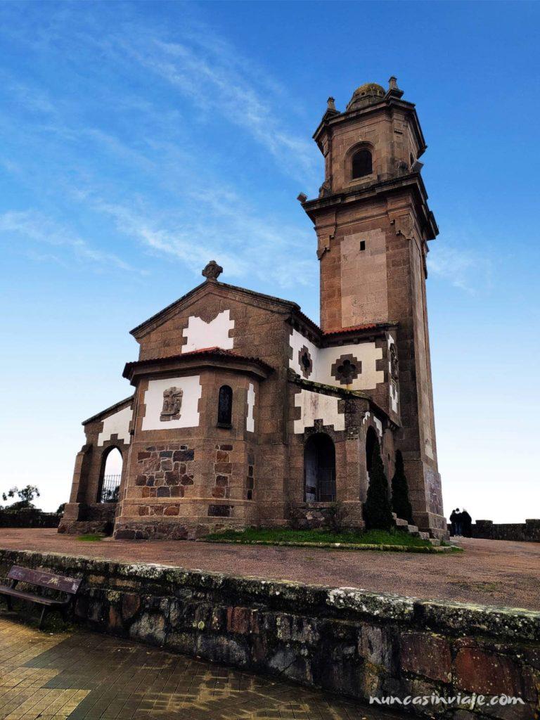 Qué ver en Vigo: la ermita del Monte da Guía