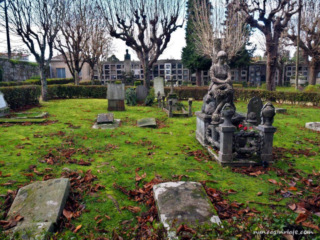 Cementerio de Pereiró en Vigo