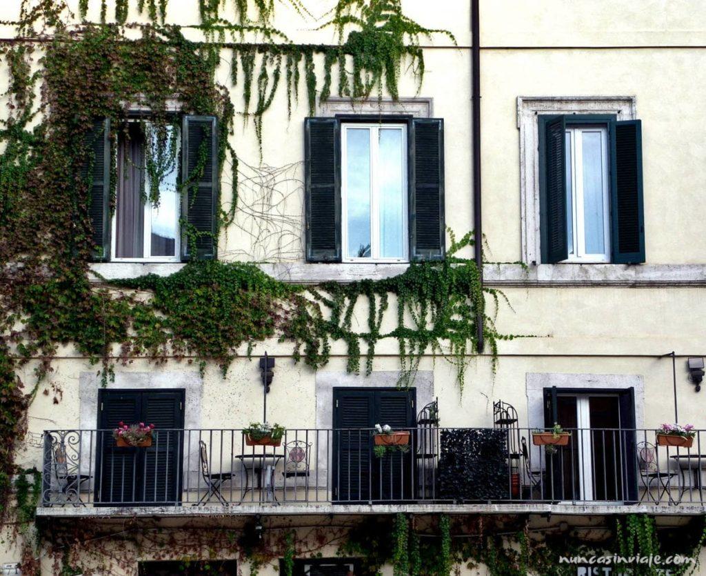 Anécdotas de viajes: terremoto en Roma