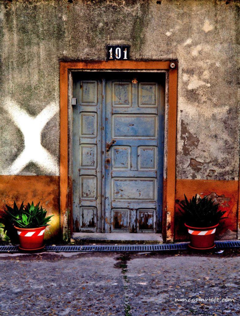 Puerta en la calle Malteses