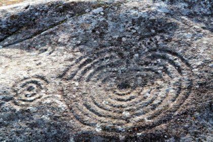 Petroglifos Pontevedra provincia