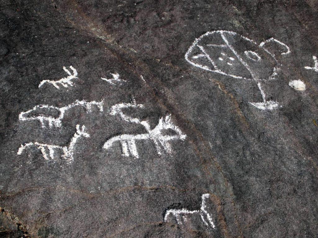 Petroglifos de Pontevedra provincia