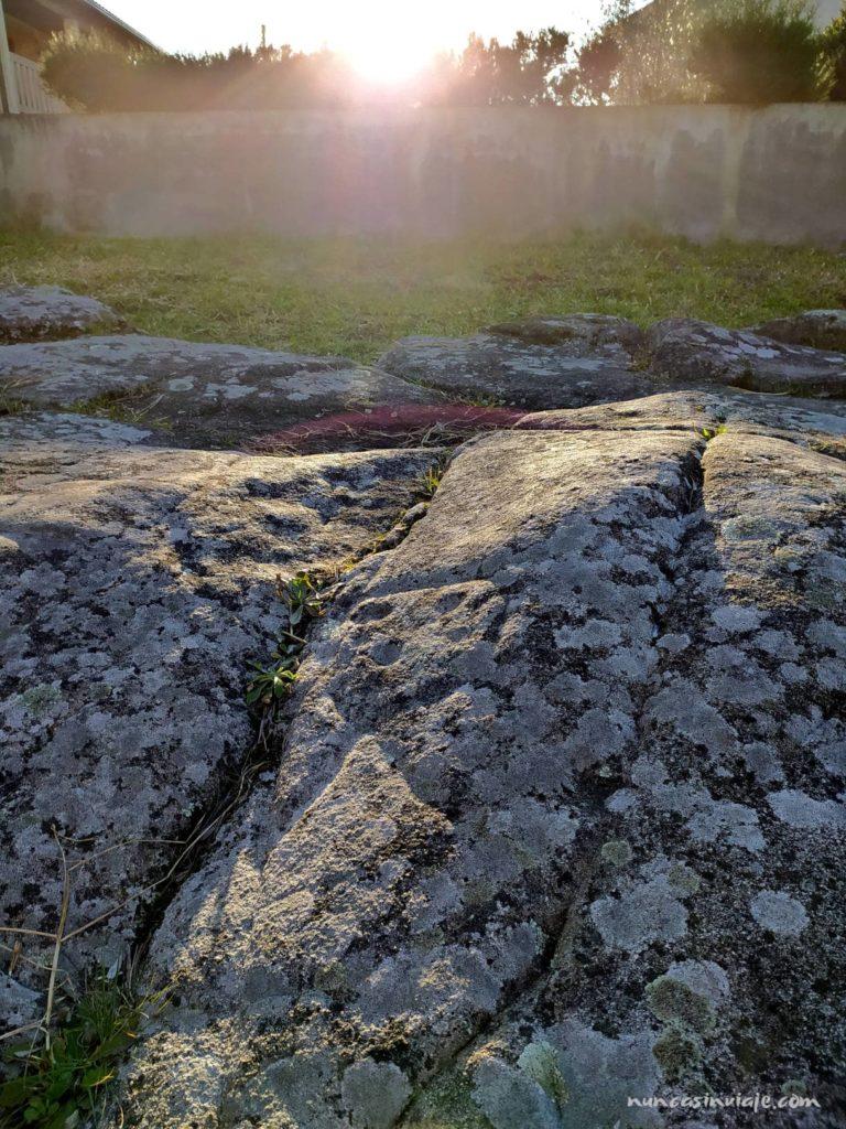 Petroglifo de A Laxe