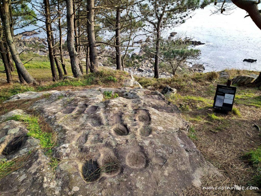 Petroglifo de Monteferro
