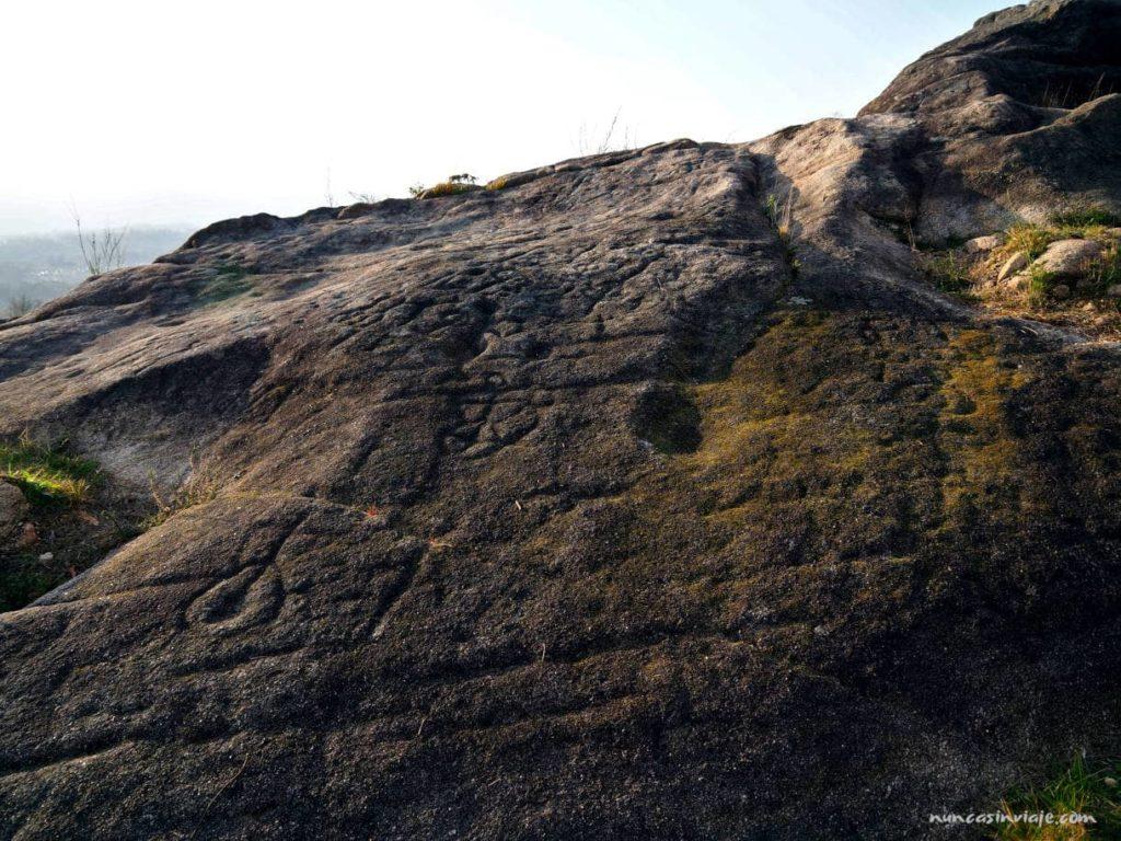 Petroglifos de la provincia de Pontevedra