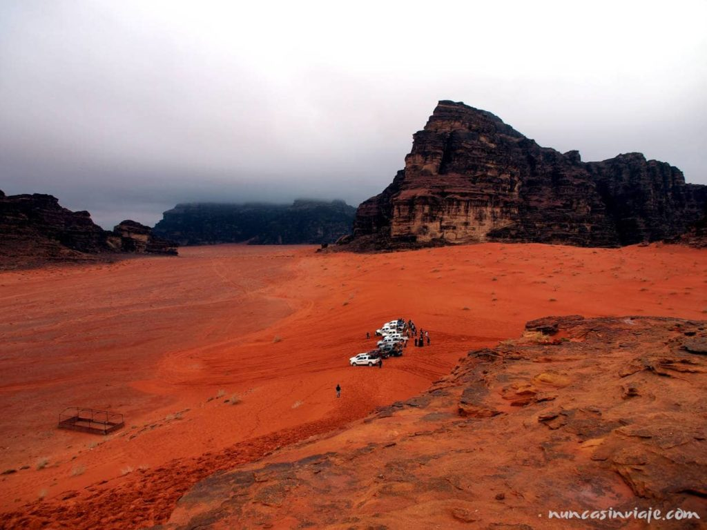Excursiones en todoterreno por Wadi Rum