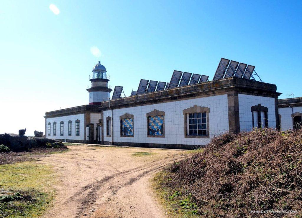 Faro de la isla de Sálvora