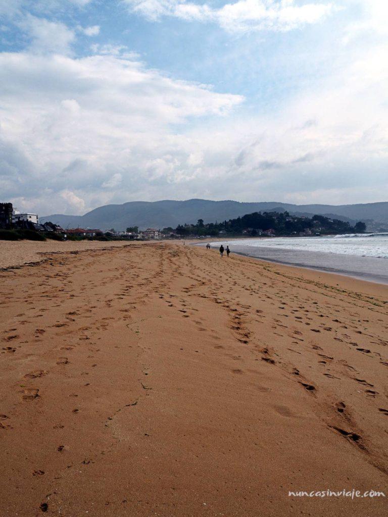 Playa América, la mejor playa de Nigrán