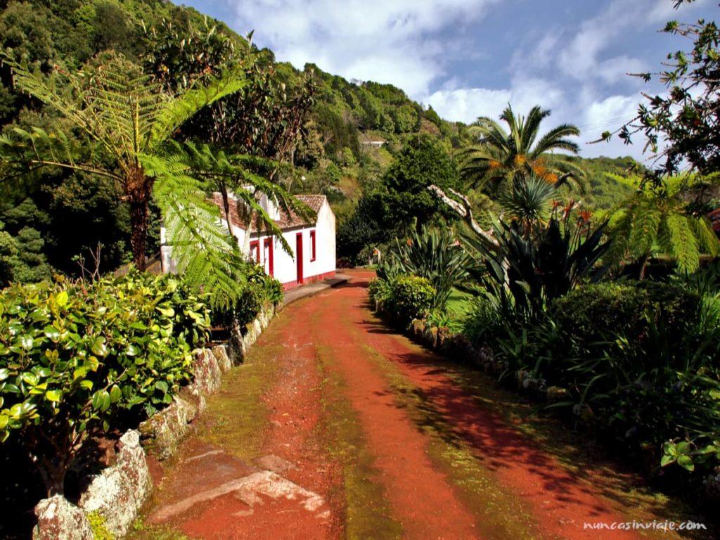 Jardín de Ribeira do Guilherme