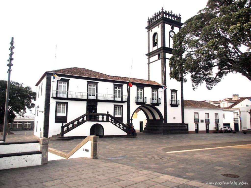 Ribeira Grande en Sao Miguel