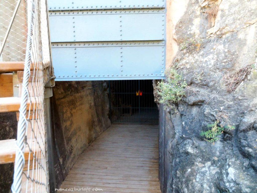 Túnel alternativo al Desfiladero de los Gaitanes