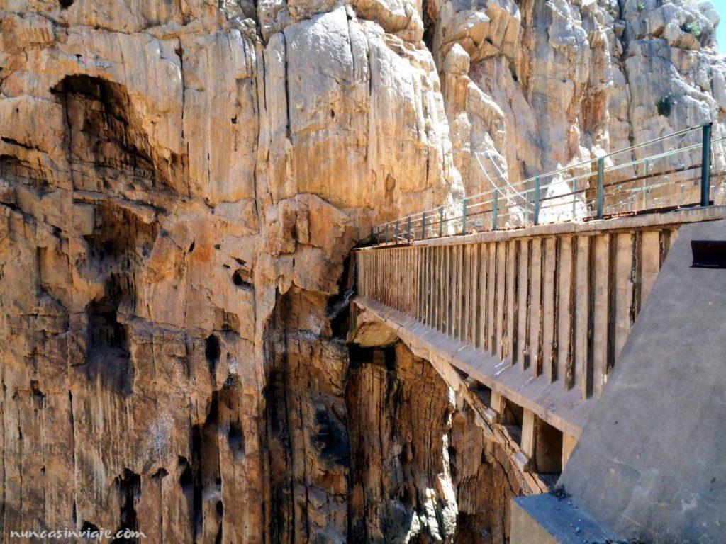 Acueducto del Caminito del Rey