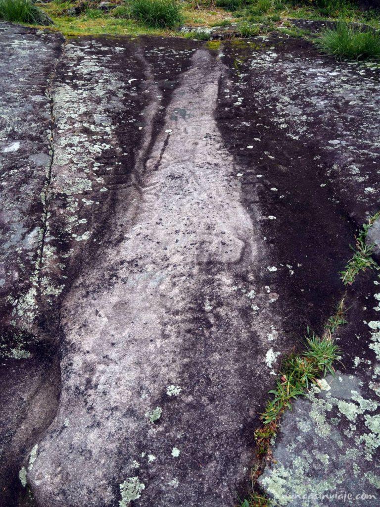 Petroglifos da Caeira