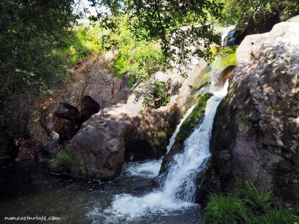 Cascada de Reboreda