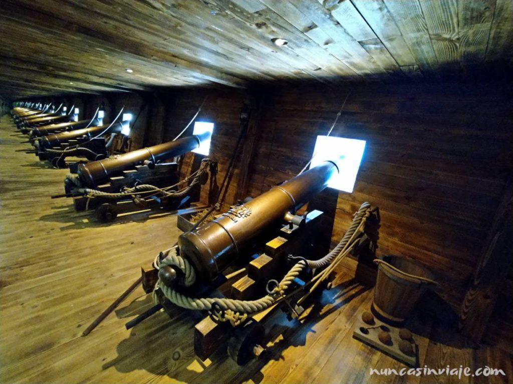 Museo sobre la batalla de Rande