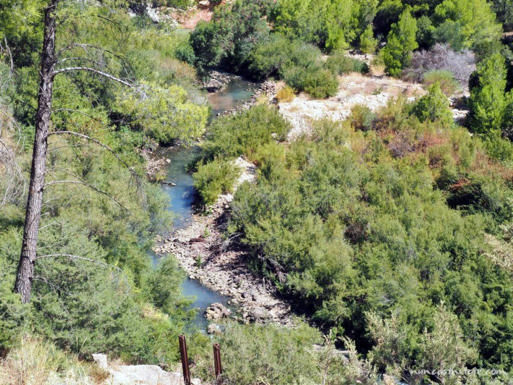 Río del Caminito del Rey