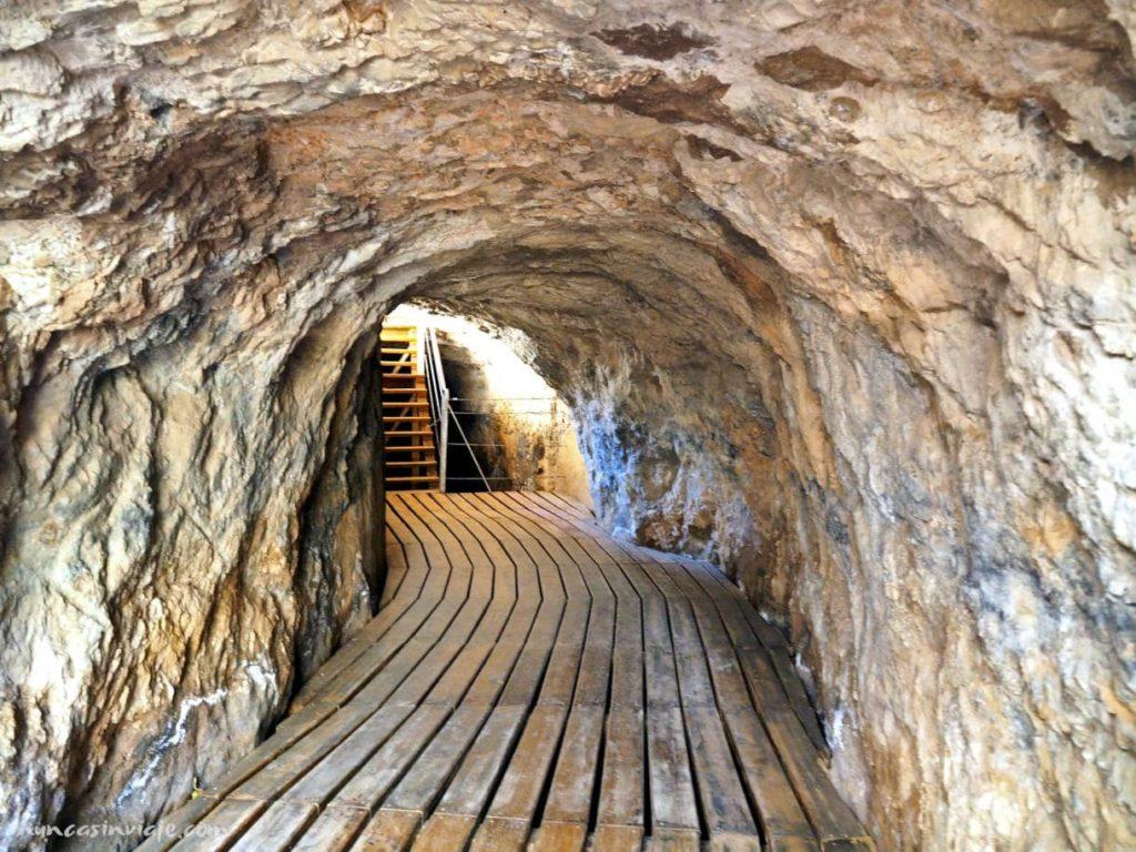 Túnel de Gaitanejos