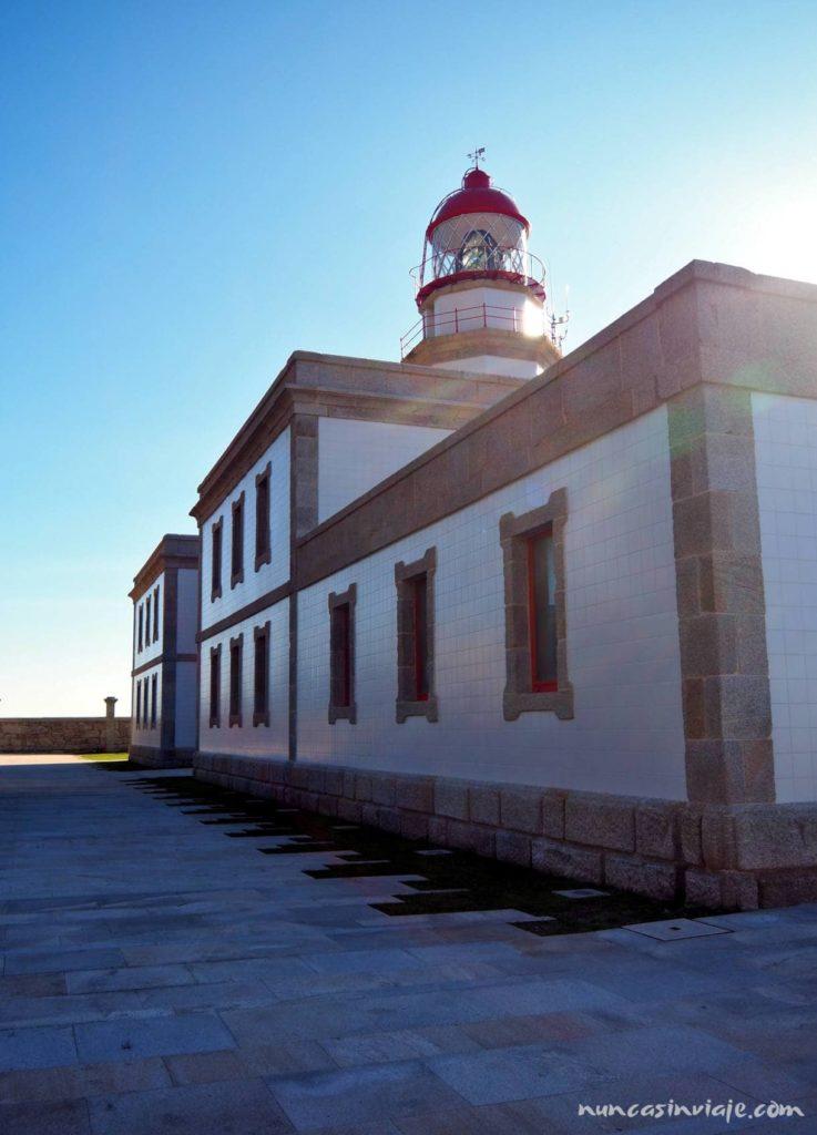 Faro de cabo Silleiro en Baiona