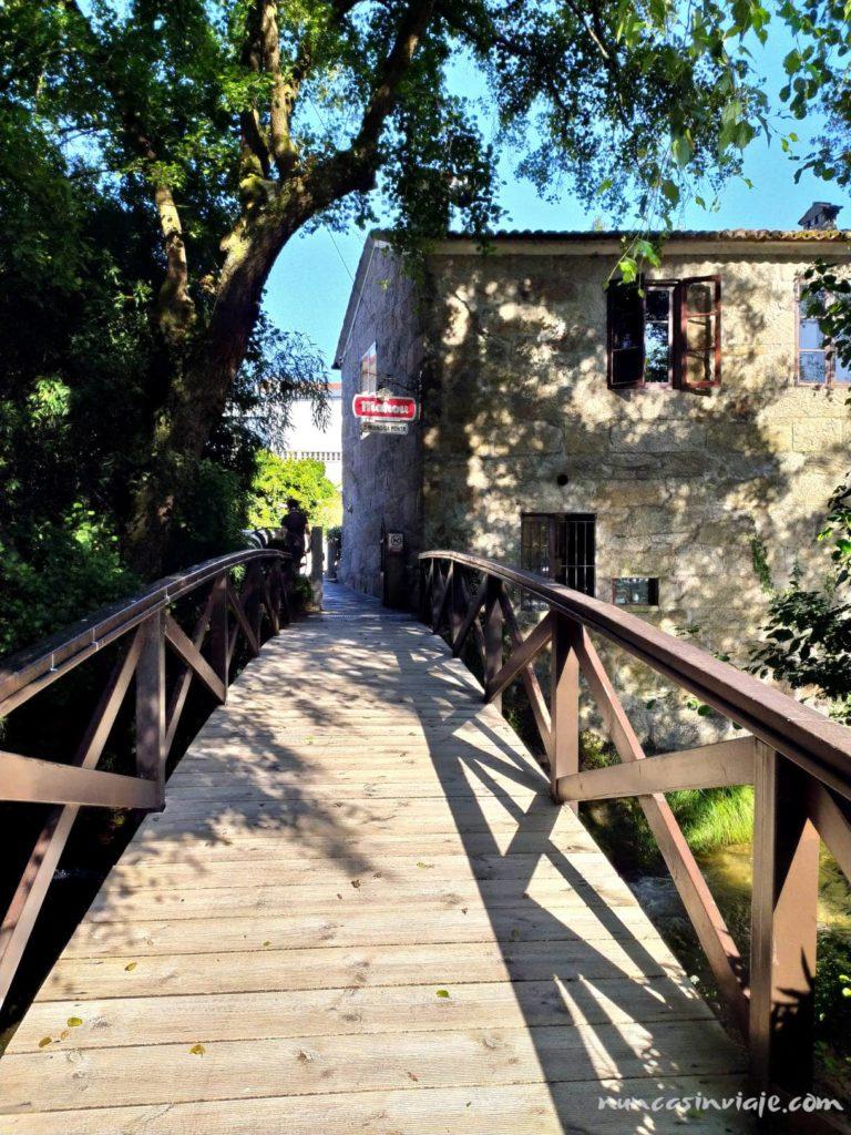 Muíño da Ponte en Reboreda, Redondela