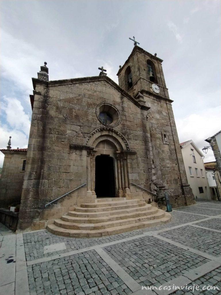 Iglesia Matriz de Melgaço