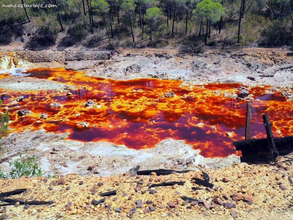 Colores del río Tinto
