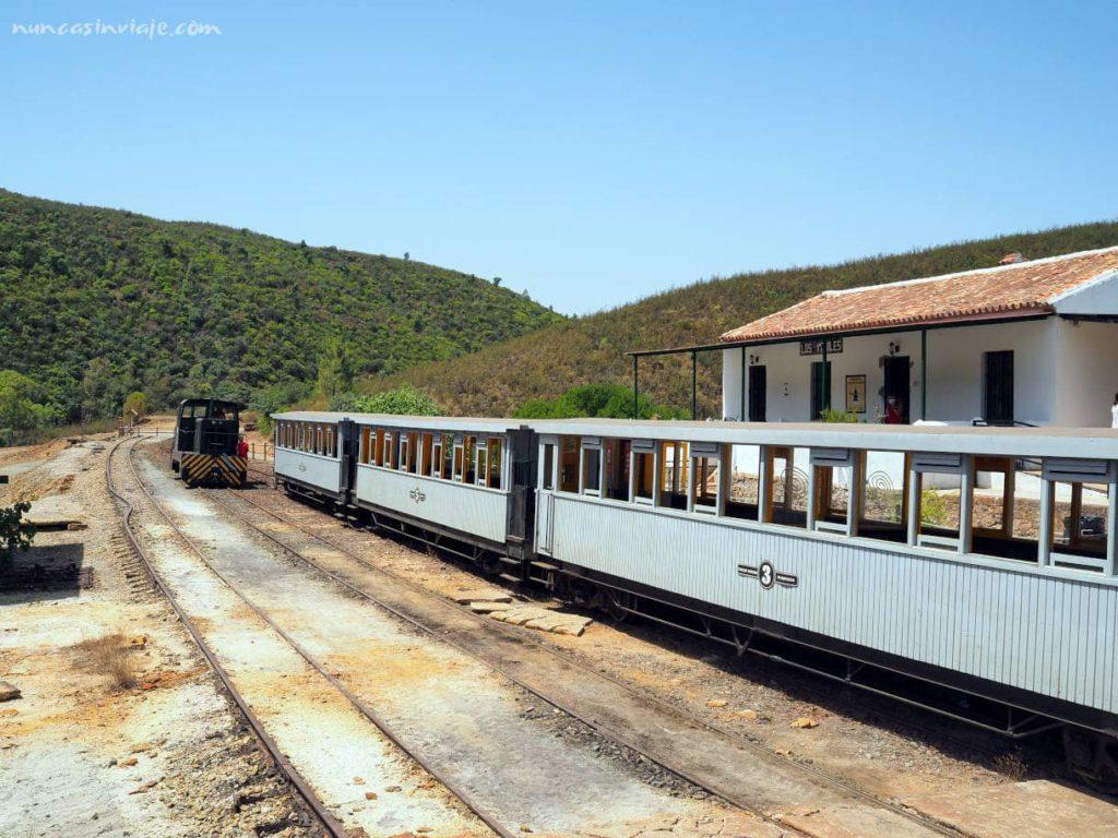 Estación de Los Frailes