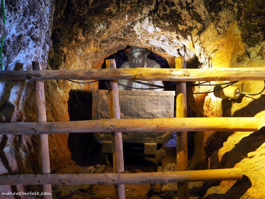 Historia de las minas