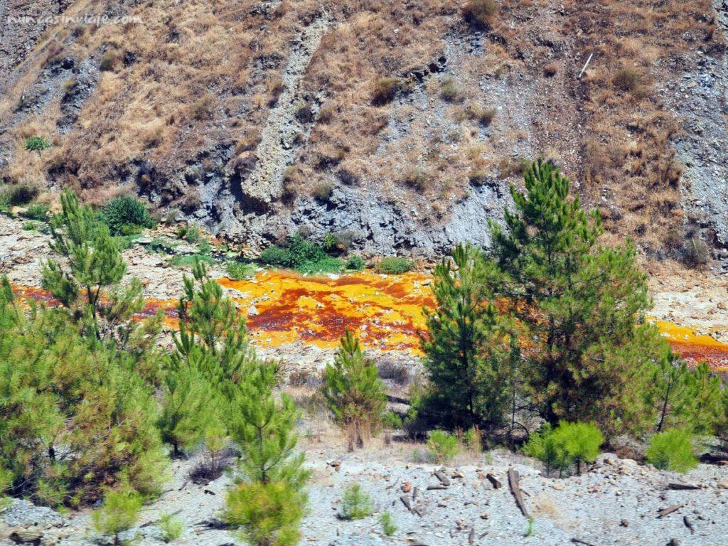 Terreno minas de Riotinto