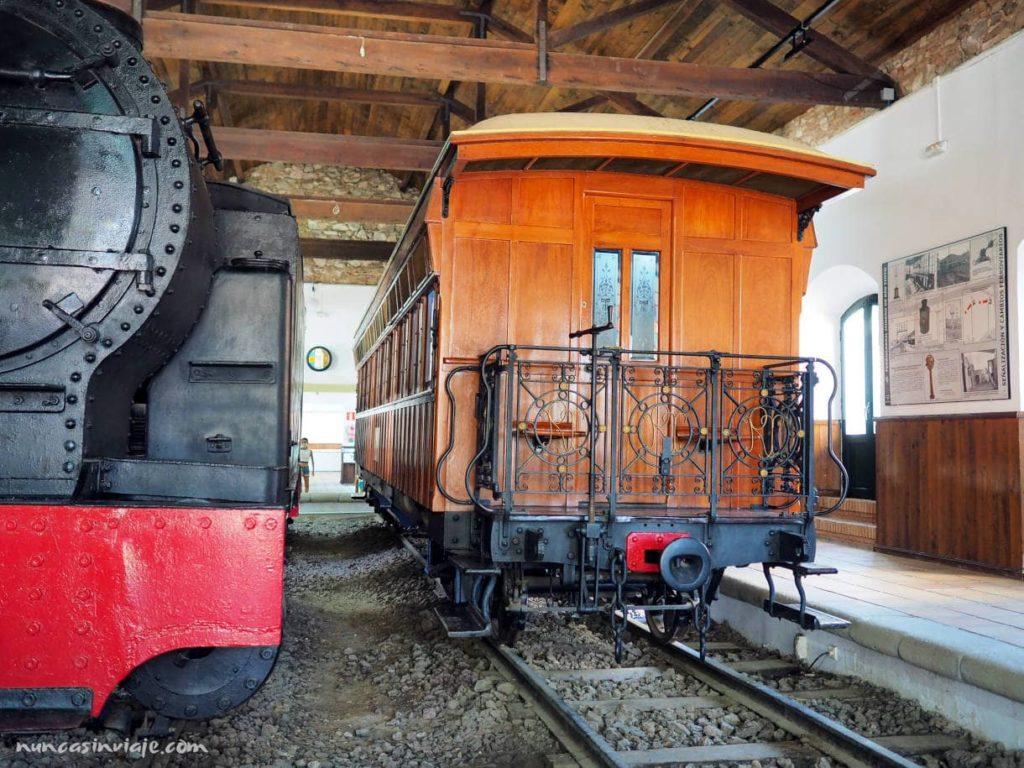 Vagón del Maharajá